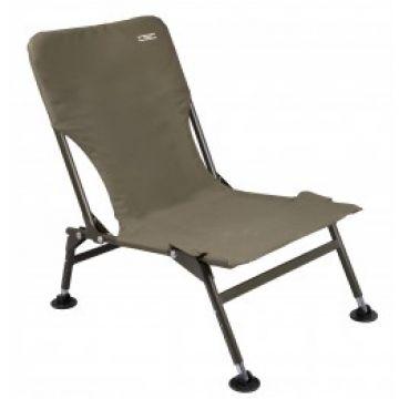 Cteccarp Relax Compact Chair noir - vert  57x43x95cm