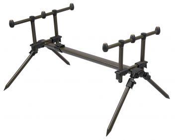 Cteccarp Rodpod zwart rodpod 63x20x24.5cm