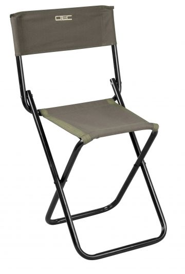 Cteccoarse Fishing Chair zwart - groen visstoel