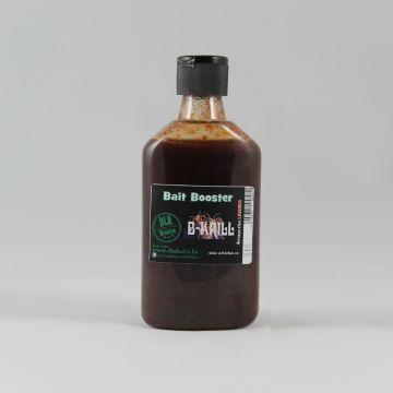 Dlrbaits B-Krill Bait Booster zwart - bruin aas liquid 250ml