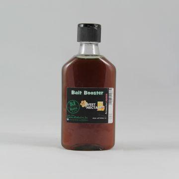 Dlrbaits Sweet Nectar Bait Booster zwart - bruin aas liquid 250ml