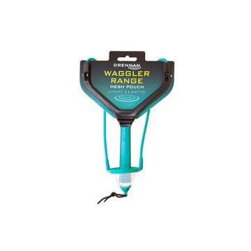 Drennan Waggler Range Catapults zwart - blauw witvis viskatapult Light