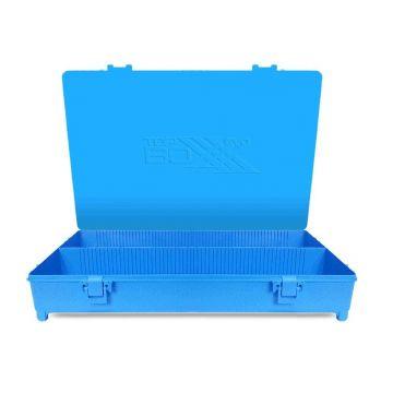 Evo3pod Topboxxx blauw zeevis visbak
