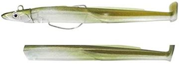 Fiiish Black Eel 110 Combo Shore khaki  N°2 8g