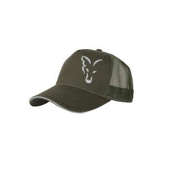Fox Trucker Cap groen - zilver pet Uni