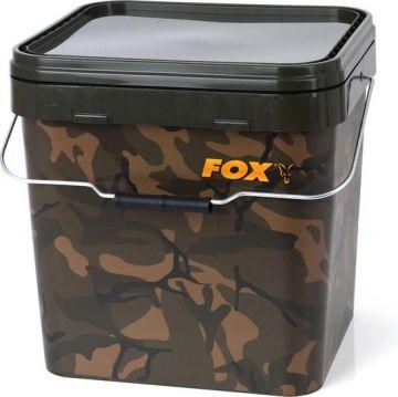 Fox Camo Square Buckets camo  17l