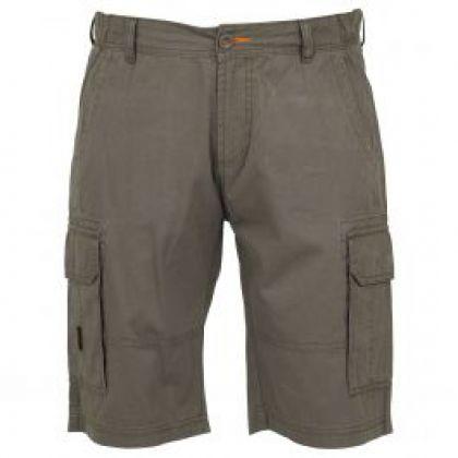 Fox Chunck Cargo Short grijs visbroek Small