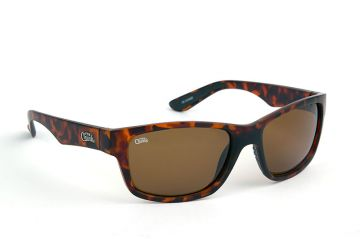 Fox Chunk Sunglasses Tortoise Frame Brown tortoise - brun