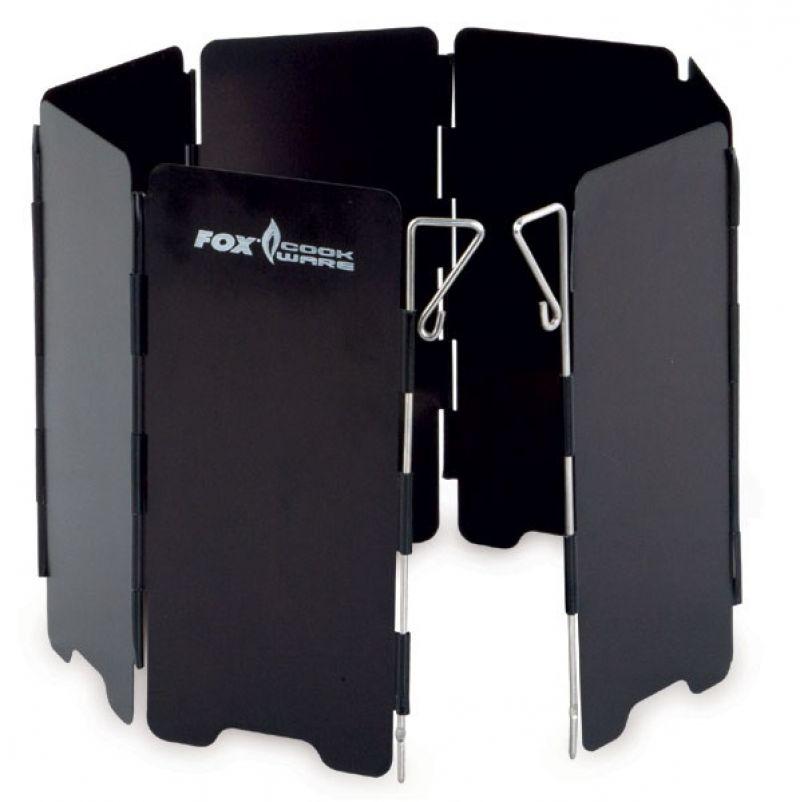 Fox Cookware Windshield zwart Standard