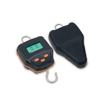 Fox Digital Scales 60kg - 132lb zwart - oranje visweegschaal