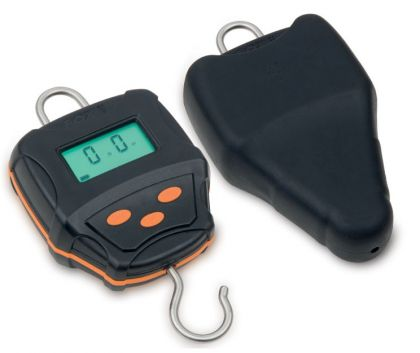 Fox Digital Scales 60kg - 132lb noir - orange