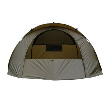 Fox Easy Shelter + groen vistent 240x145x122cm