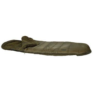 Fox EOS 1 Sleeping Bag groen slaapzak visbed 210x88cm