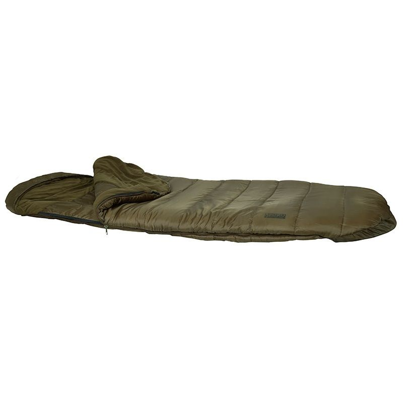 Fox EOS 3 Sleeping Bag vert  220x104cm
