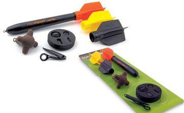 Fox Exocet Marker Float Kit zwart karper marker & spod Large