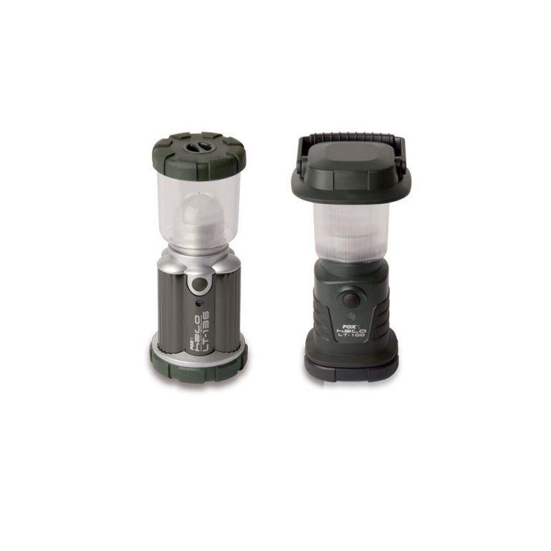 Fox Halo LT136 Lantern zwart lamp