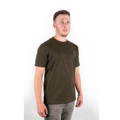 Fox Khaki T-Shirt khaki vis t-shirt Small