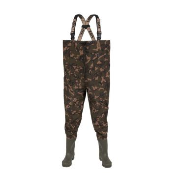 Fox Lightweight Camo Waders camo  M45
