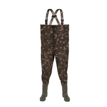 Fox Lightweight Camo Waders camo  M41