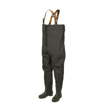 Fox Lightweight Green Waders groen waadpak M44
