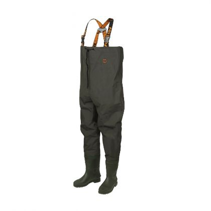 Fox Lightweight Green Waders groen waadpak M45