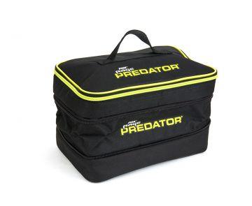Fox Predator Deadbait Bag zwart - groen roofvis roofvistas