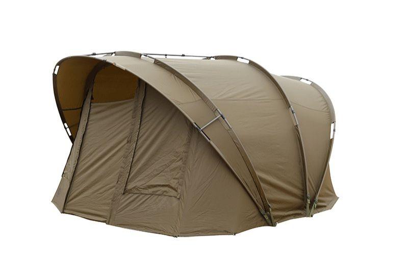 Fox R-Series 2 Man XL Khaki inc. Inner Dome groen vistent 315x330x185cm