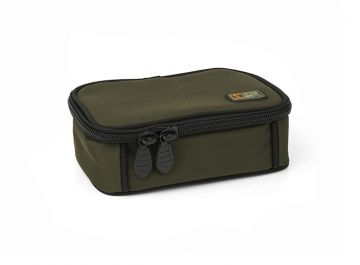 Fox R-Series Accessory Bag zwart - groen karper karpertas Medium