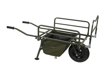 Fox R-Series Barrow Plus groen karper viskar