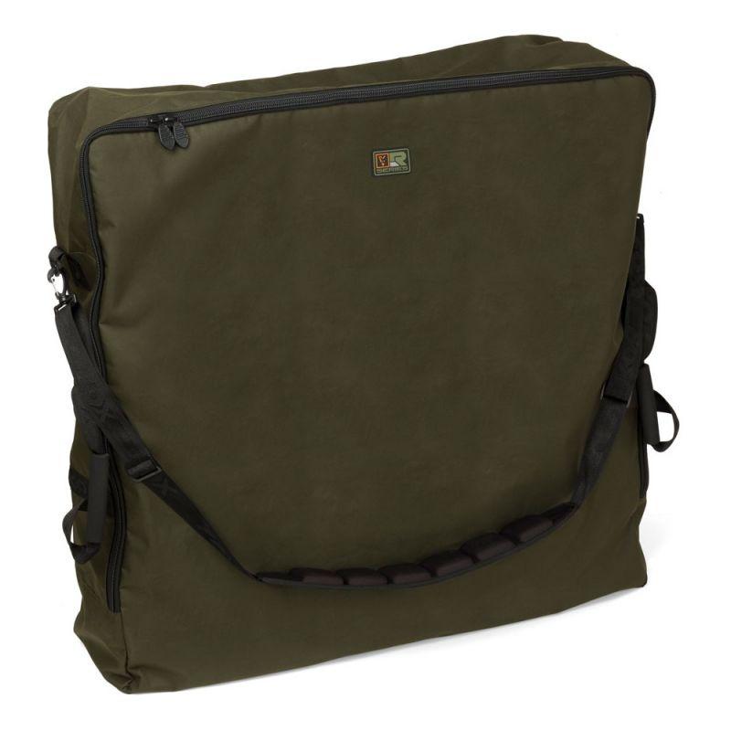 Fox R-Series Bedchair Bag zwart - groen karper karpertas