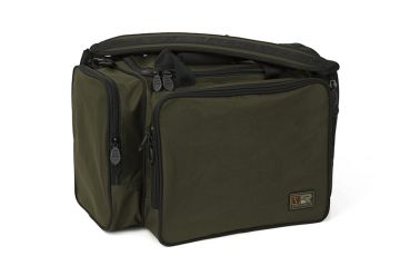 Fox R-Series Carryall zwart - groen karper karpertas Medium