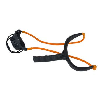 Fox Rangemaster Powergrip Method Catapult zwart - oranje karper viskatapult Method Pouch