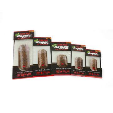 Fox Rapide Load PVA Bag Refills Slow Melt clear karper pva-systeem 55x120mm