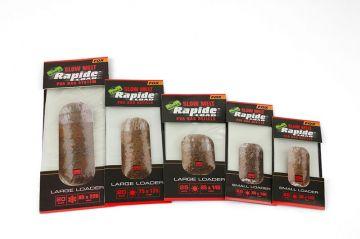 Fox Rapide Load PVA Bag Refills Slow Melt clear karper pva-systeem 85x140mm