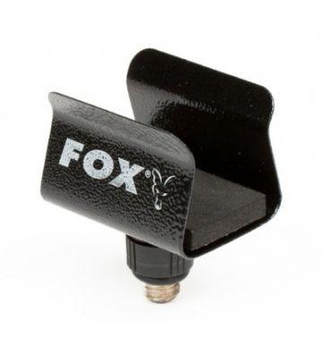 Fox Rod Lok zwart karper hengelsteun