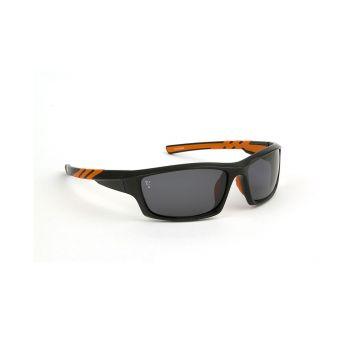 Fox Sunglasses gris - noir - orange