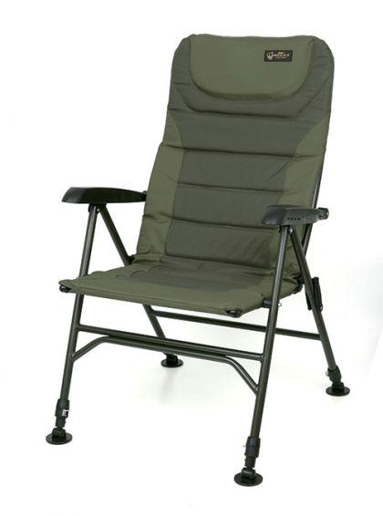 Fox Warrior 2 XL Arm Chair noir - vert