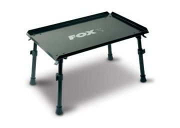 Fox Warrior Bivvy Table noir  Standard