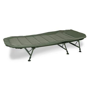 Warrior II 6 Legged Bedchair groen