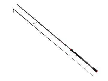 Foxrage Prism Medium Light Spin zwart - bruin roofvis spinhengel 2m10 3-14g
