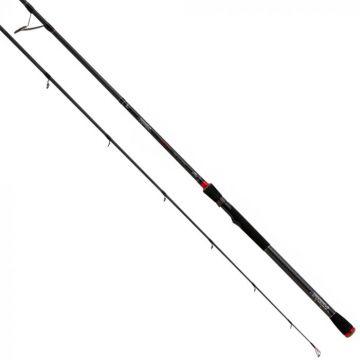 Foxrage Prism Pike Spin zwart - bruin roofvis spinhengel 2m70 30-100g
