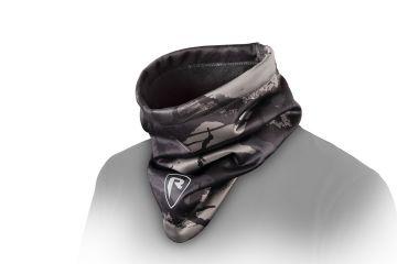 Foxrage Thermal Camo Snood zwart - grijs sjaal