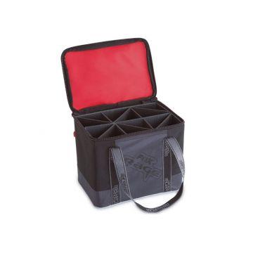 Foxrage Voyager Lure Bag ZWART - GRIJS - ROOD roofvis roofvistas Large