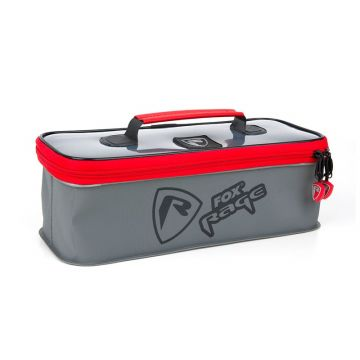 Foxrage Voyager Welded Accessory Bags ZWART - GRIJS - ROOD roofvis roofvistas Large