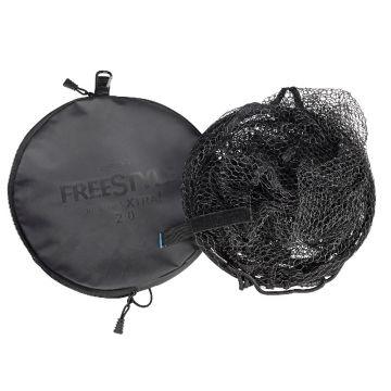 Freestyle Dropnet Xtra V2 zwart roofvis visschepnet 60cm
