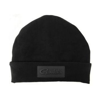 Gamakatsu All Black Winter Hat zwart muts