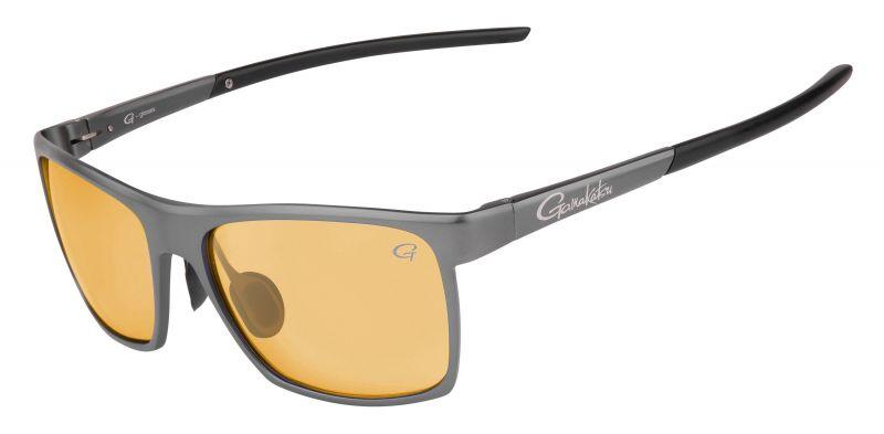 Gamakatsu G-Glasses Alu amber viszonnenbril
