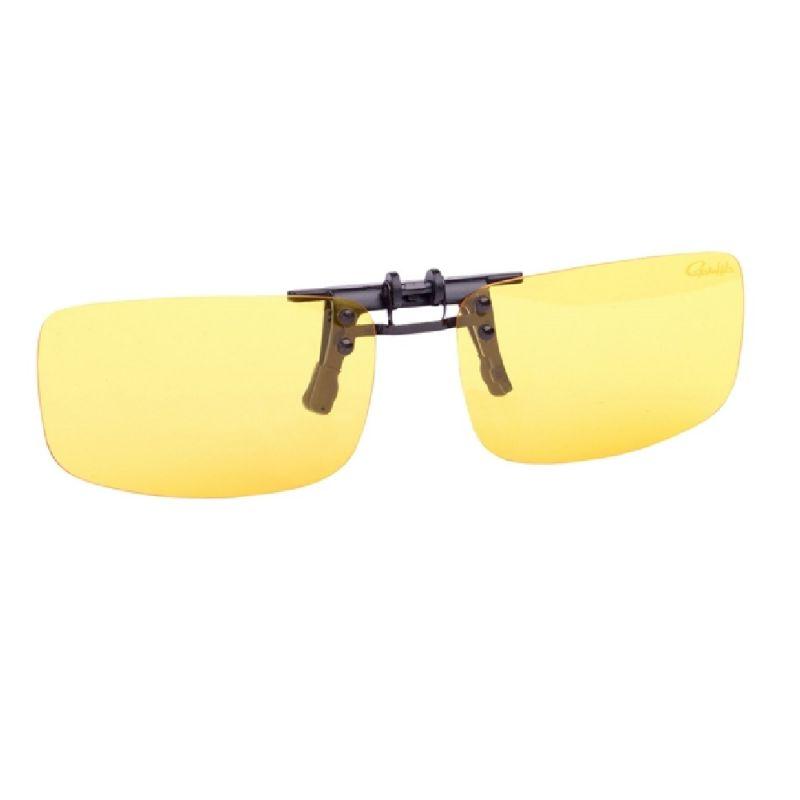 Gamakatsu G-Glasses Clip-On amber viszonnenbril