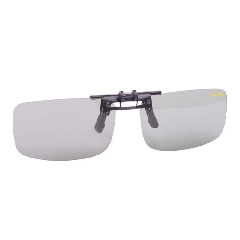 Gamakatsu G-Glasses Clip-On vert clair - bleu