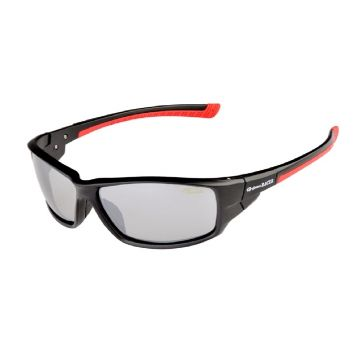 Gamakatsu G-Glasses Racer gris clair - mirror